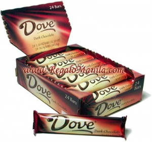 "A Dove Chocolate Valentine's Day. Dove Chocolates are targeted towards women, or at least their commercials are and that's fine, more for the ladies. I'd like a bar of just the solid dark chocolate which means I should probably go pick up a bag of Dove Dark Chocolate Promises at some point. 12 thoughts on "" A Dove Chocolate."