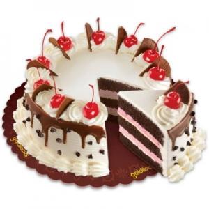 Choco Cherry Torte Cake