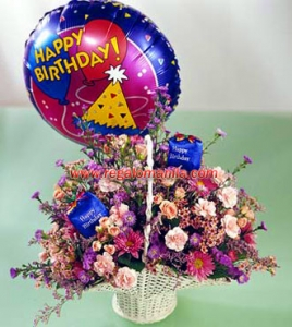 Send Birthday Balloons To Manila