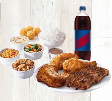 kennys Roast Chicken Group Meal philippines, send kennys ...