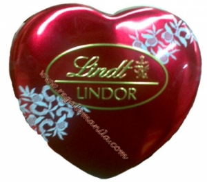 Lindt Heart Shaped Box Philippines Lindt Chocolate Heart