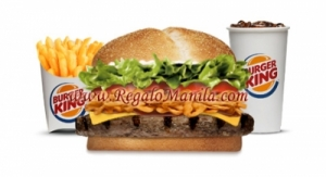 Send Burger King Food Philippines Buy