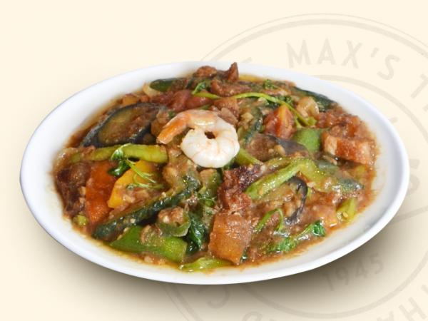 Max S Pinakbet Philippines Max S Restaurant Online Delivery Manila Manila Max S Food Philippines