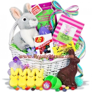 Easter gifts basket philippiens easter rabit delivery philippines easter morning negle Gallery
