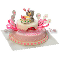 Goldilocks Cake Design For Christening Bjaydev for