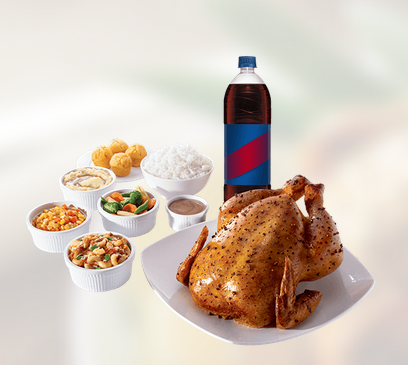 Roast Or Krispy Chicken Kenny Rogers Roaster Philippines Group Meal Mania Order Online Kenny Rogers Roaster Group Meal Philippines