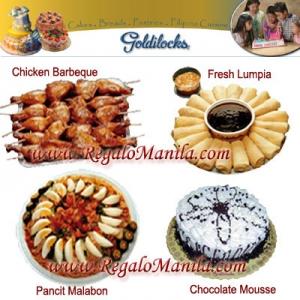 Goldilocks Food Package 1