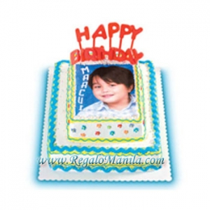 RR Birthday Cake Big Smile