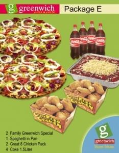 Plus size pizza feast in black lingerie preview clip 7