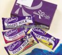 Cadbury gift box chocolate