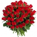 6 Dozen Red Roses Bouquet
