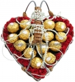 Love Chocolate Basket