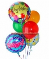 Mylar Latex Balloon