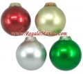 Giant Christmas Ball, 4 Pack