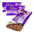 Cadbury Milk Chocolate Bars