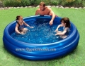 Blue Three Ring Pool