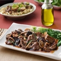 Oriental Beef With Mushrooms