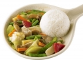 Chopsuey with Rice