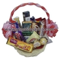 Assorted Chocolate Lover Basket 9