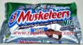 3 Musketeers Dark Chocolate Mint Miniatures