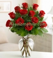 Premium Red Roses (Best Seller)