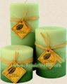 3pcs Scented Candle