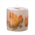 SCENTED CANDLE AUTUMN LEAVES