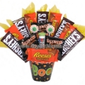 Peek-a-boo! Halloween Gift Basket