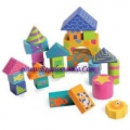 30-pc Blocks Toy Set