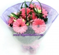 Gerbera Cheer Bouquet