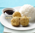 Crispy Siomai with Rice