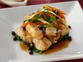 Fish Fillet In Black Bean Sauce