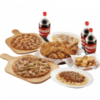 Shakey's Monster Meal Deal