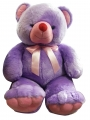 Giant Lavander Teddy