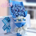 12 Stitch Cartoon Bouquet