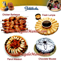 Goldilocks Food Package 1