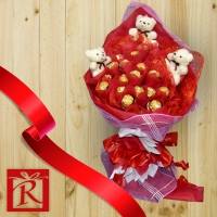 Madly In-love Chocolate Bouquet