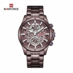 NAVIFORCE 9149CEWCE STAINLESS CHRONO WATCH