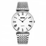 SKMEI Men Stainless Casual Watch