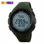 SKMEI 1232 30M Waterproof Digital Watch With Compass