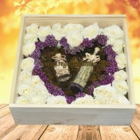 Heather - Message in a Bottle Gift Box