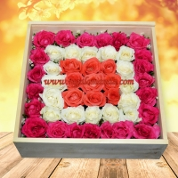 Diane Assorted Rose Box
