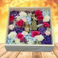 Blaire - Colorful Flower Box