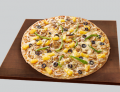 Veggies & Cheese Thin crust